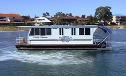 Dolphin Houseboat Holidays - Accommodation Perth
