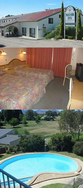 Tumut Motor Inn - Accommodation Perth
