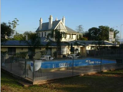 Airlie House Motor Inn - Accommodation Perth