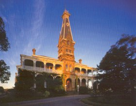 Rupertswood Mansion - Accommodation Perth