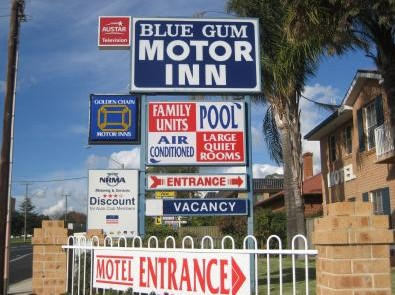 Blue Gum Motor Inn - Accommodation Perth