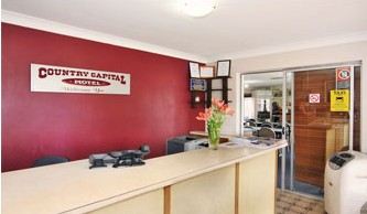 Country Capital Motel - Accommodation Perth