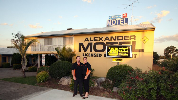 Alexander Motel - Accommodation Perth