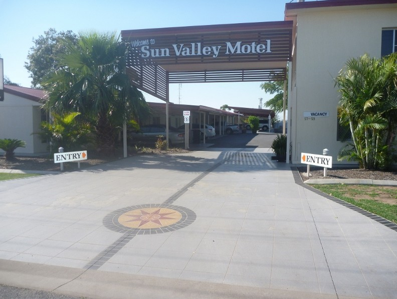 Sun Valley Motel - Accommodation Perth