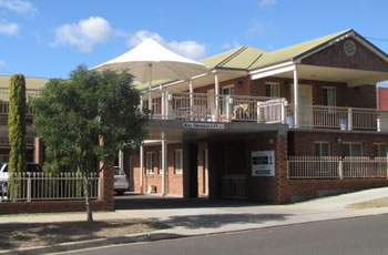 Golf Links Motel - Accommodation Perth