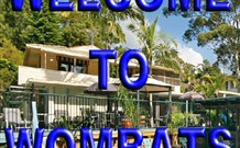 Wombats Bed and Breakfast and Apartments - Accommodation Perth