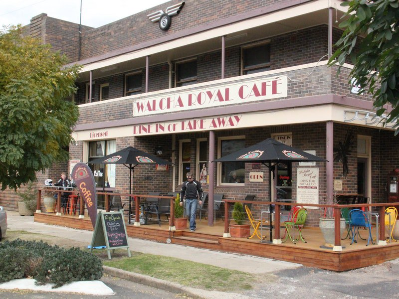 Walcha Royal Cafe and Boutique Accommodation - Accommodation Perth
