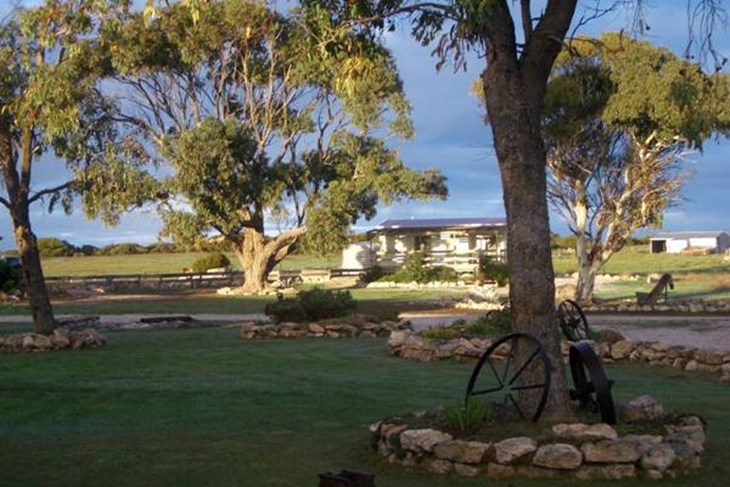 Coodlie Park - Port Kenny - Venus Bay - Accommodation Perth