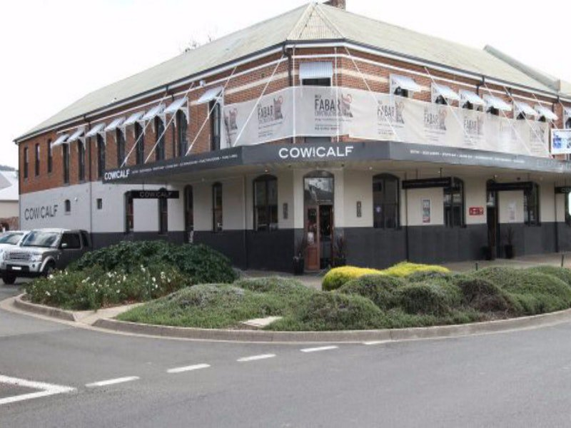 Cow and Calf Hotel - Accommodation Perth