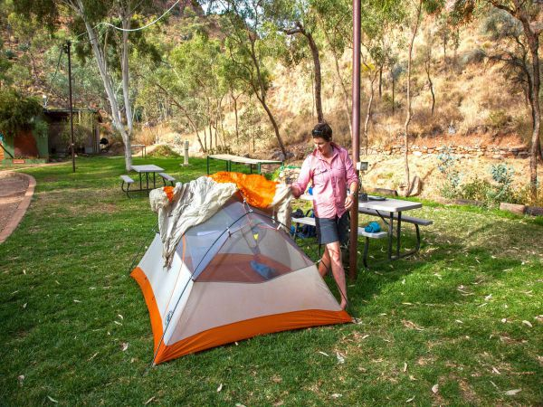 Standley Chasm Angkerle Camping - Accommodation Perth
