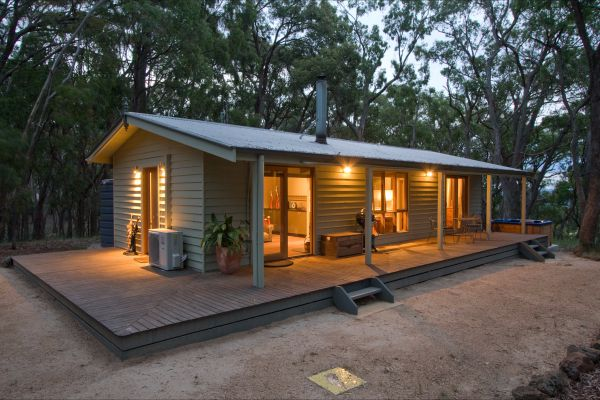 Mirkwood Forest Self-Contained Spa Cottages - Accommodation Perth