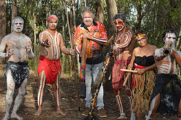 Didgeridoo Jam in the Park - Accommodation Perth