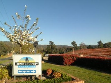 Hume Country Motor Inn - Accommodation Perth