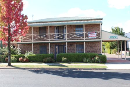 Sandstock Motor Inn - Accommodation Perth