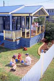 Werri Beach Holiday Park - Accommodation Perth