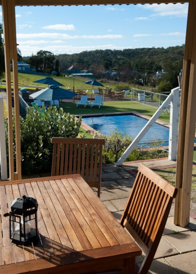 Clare Valley Motel - Accommodation Perth