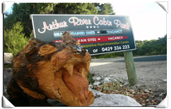 Arthur River Cabin Park - Accommodation Perth