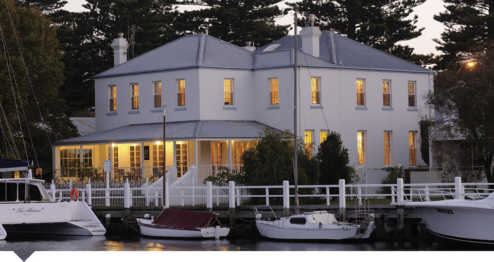 Oscars Waterfront Boutique Hotel - Accommodation Perth