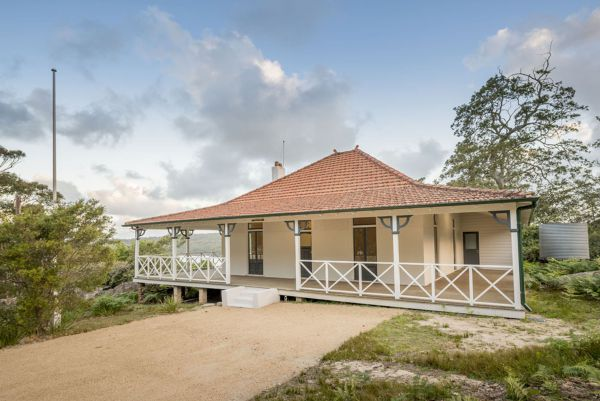 Hilltop Cottage - Accommodation Perth