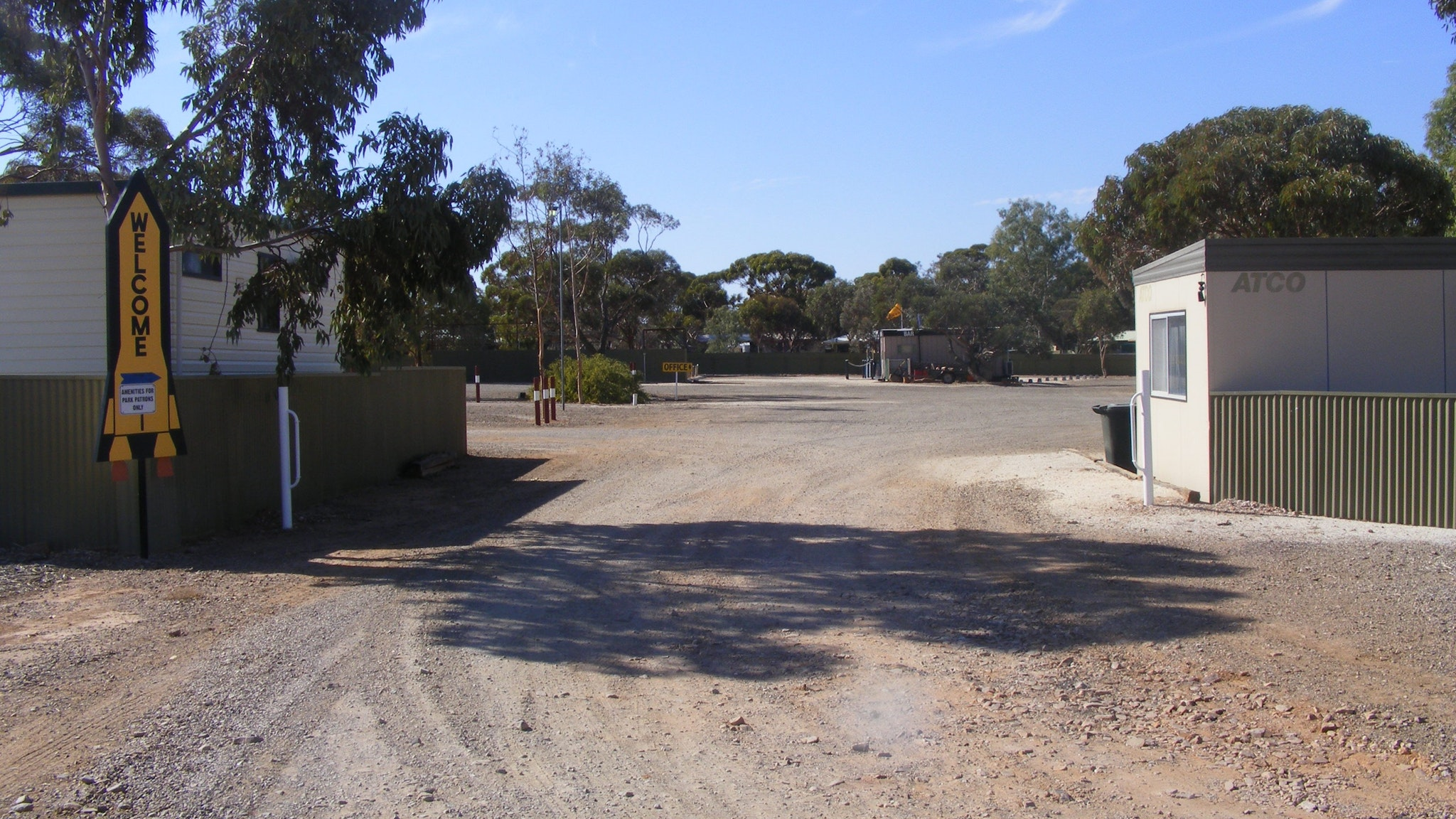 Woomera Traveller's Village and Caravan Park - Accommodation Perth
