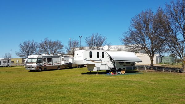 Murray Bridge Show Grounds - RV Friendly campaing