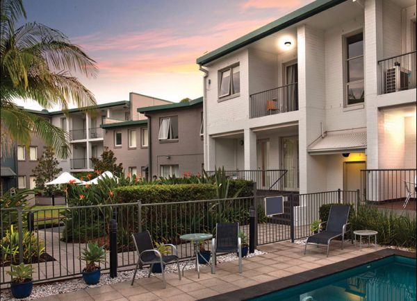Adina Apartment Hotel Sydney Chippendale - Accommodation Perth