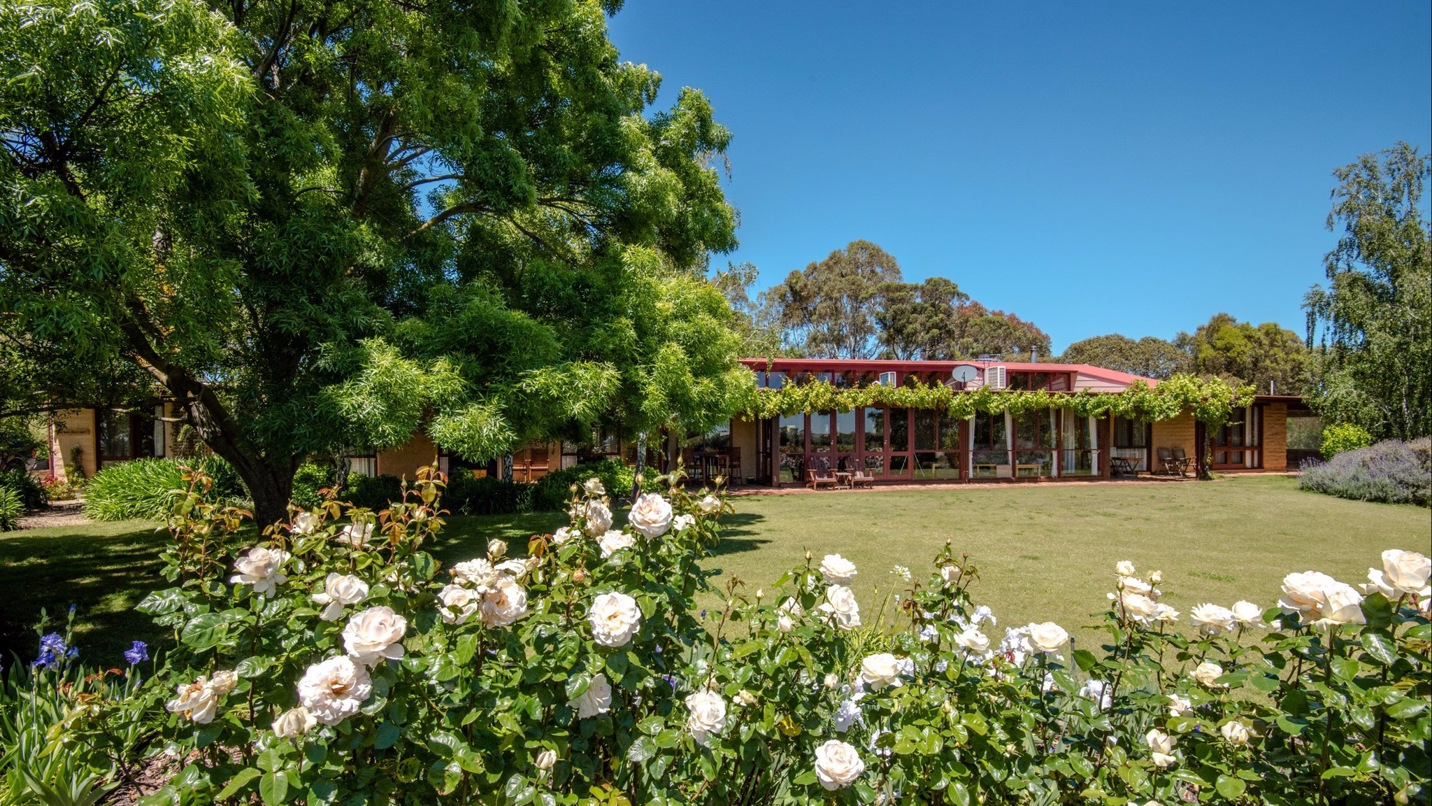 Mulberry Lodge Country Retreat - Accommodation Perth