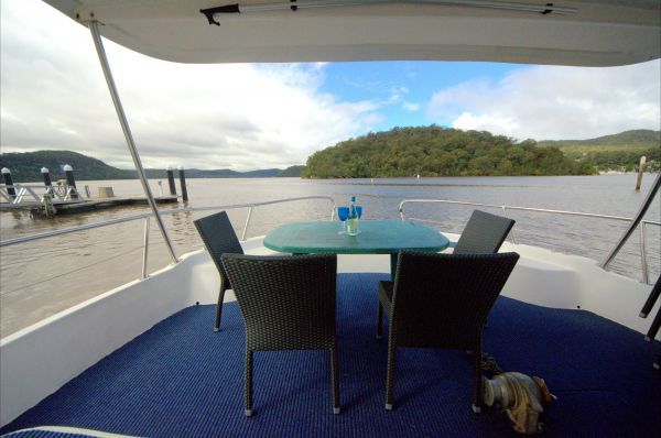Luxury Afloat Hawkesbury River and Brooklyn - Accommodation Perth