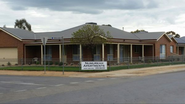 Numurkah Apartments - The Miekleljohn - Accommodation Perth