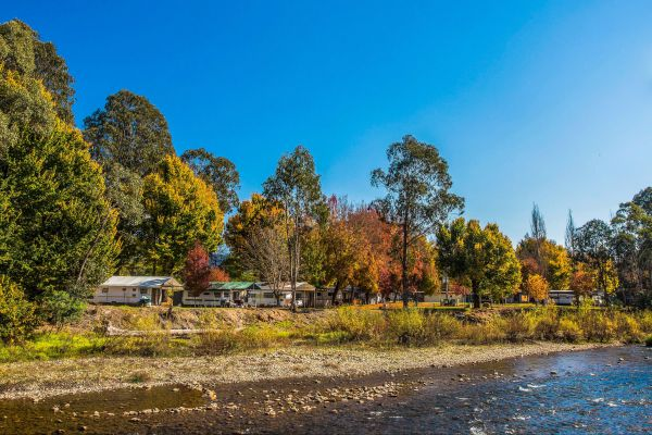Porepunkah Bridge Holiday Park - Accommodation Perth
