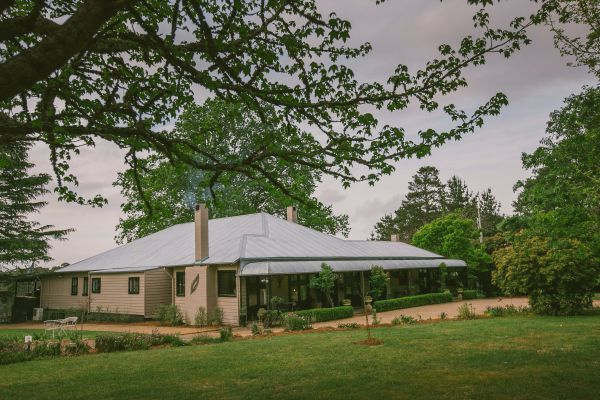 Sylvan Glen Country House - Accommodation Perth