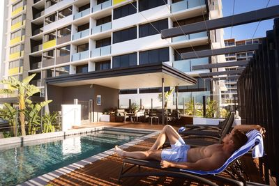 Alcyone Hotel Residences - Accommodation Perth
