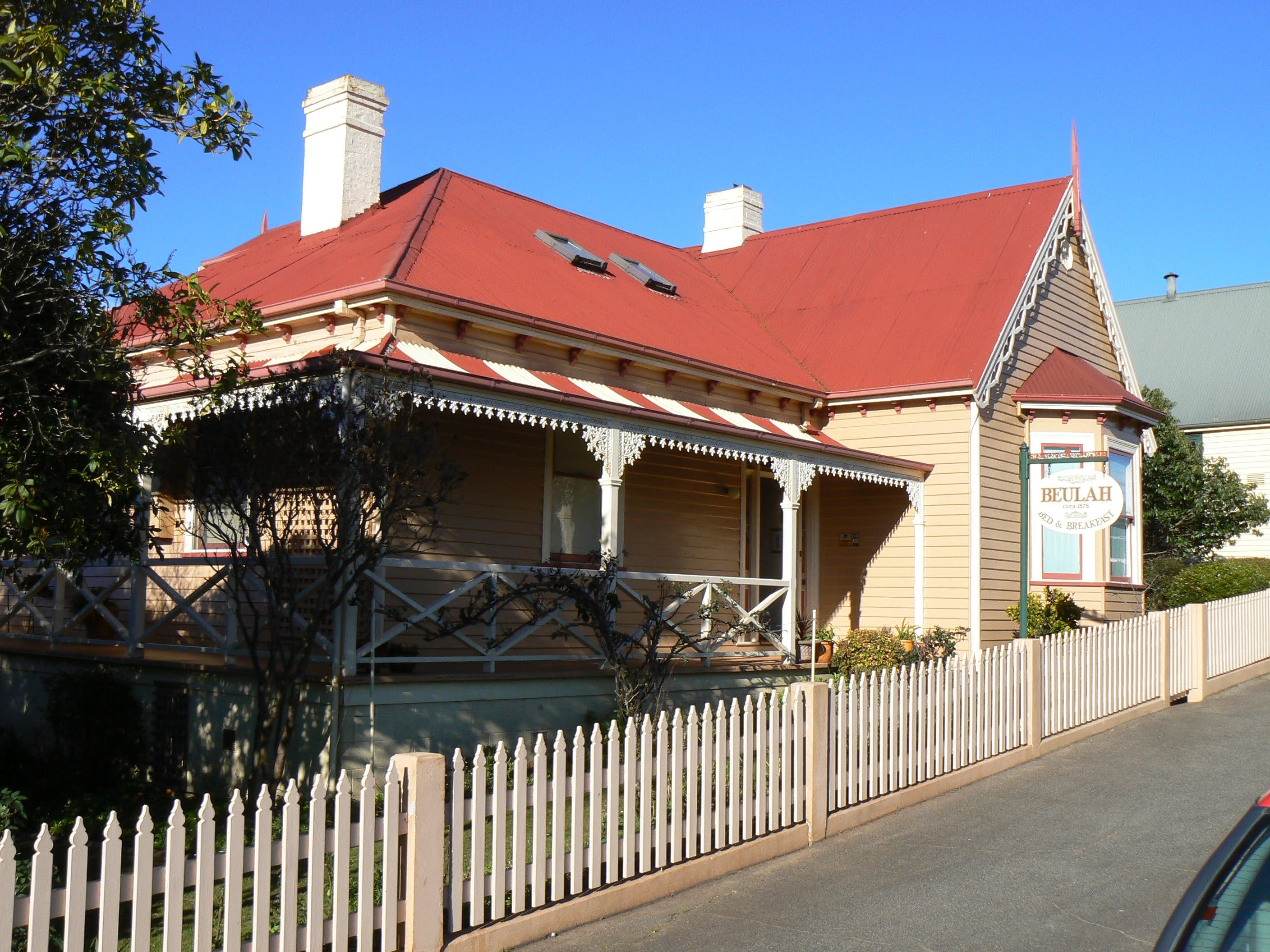 Beulah Heritage Accommodation - Accommodation Perth