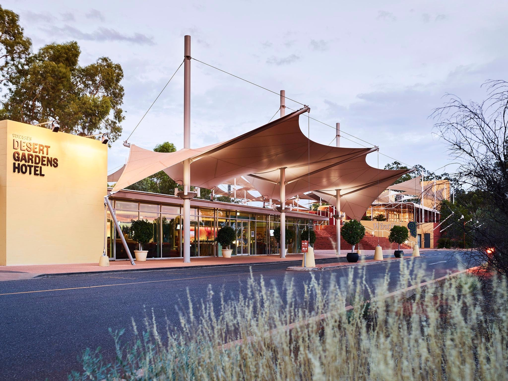 Desert Gardens Hotel - Accommodation Perth