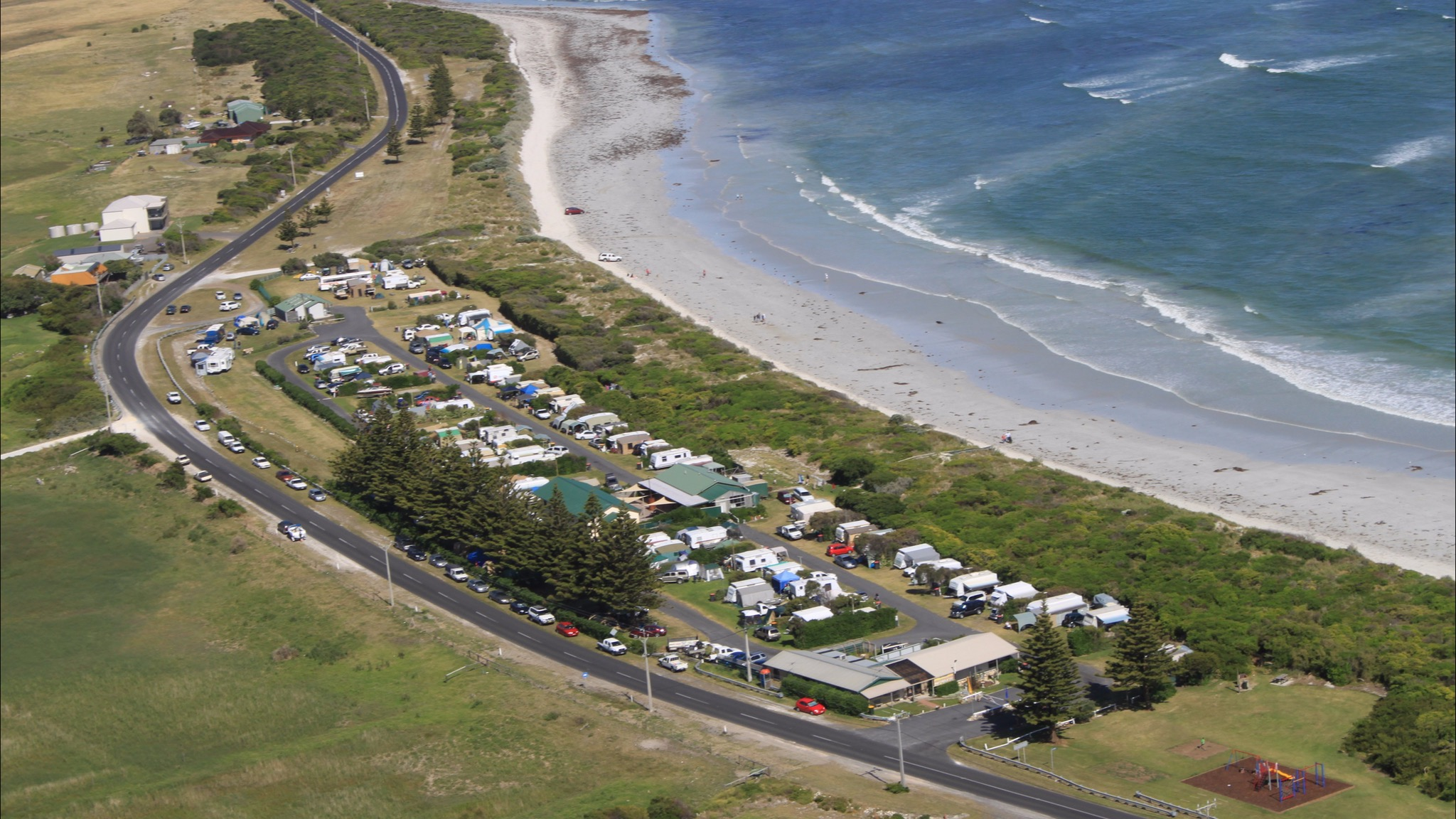 Port MacDonnell Foreshore Tourist Park - Accommodation Perth