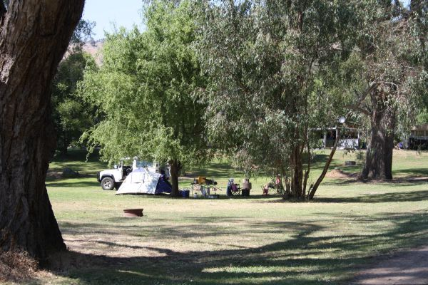 Molesworth Recreation Reserve and Caravan Park - Accommodation Perth