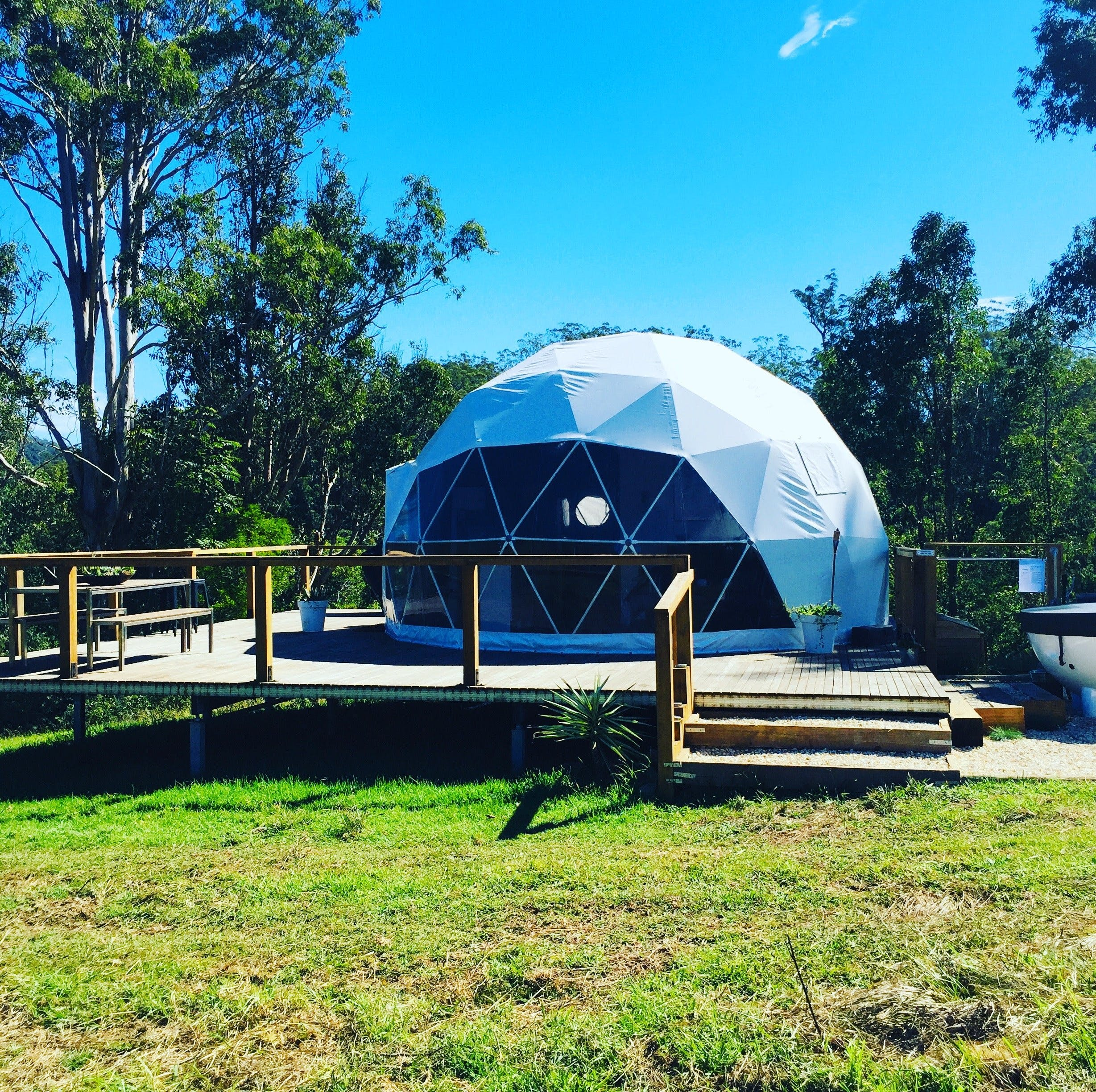 Nature Domes - Accommodation Perth
