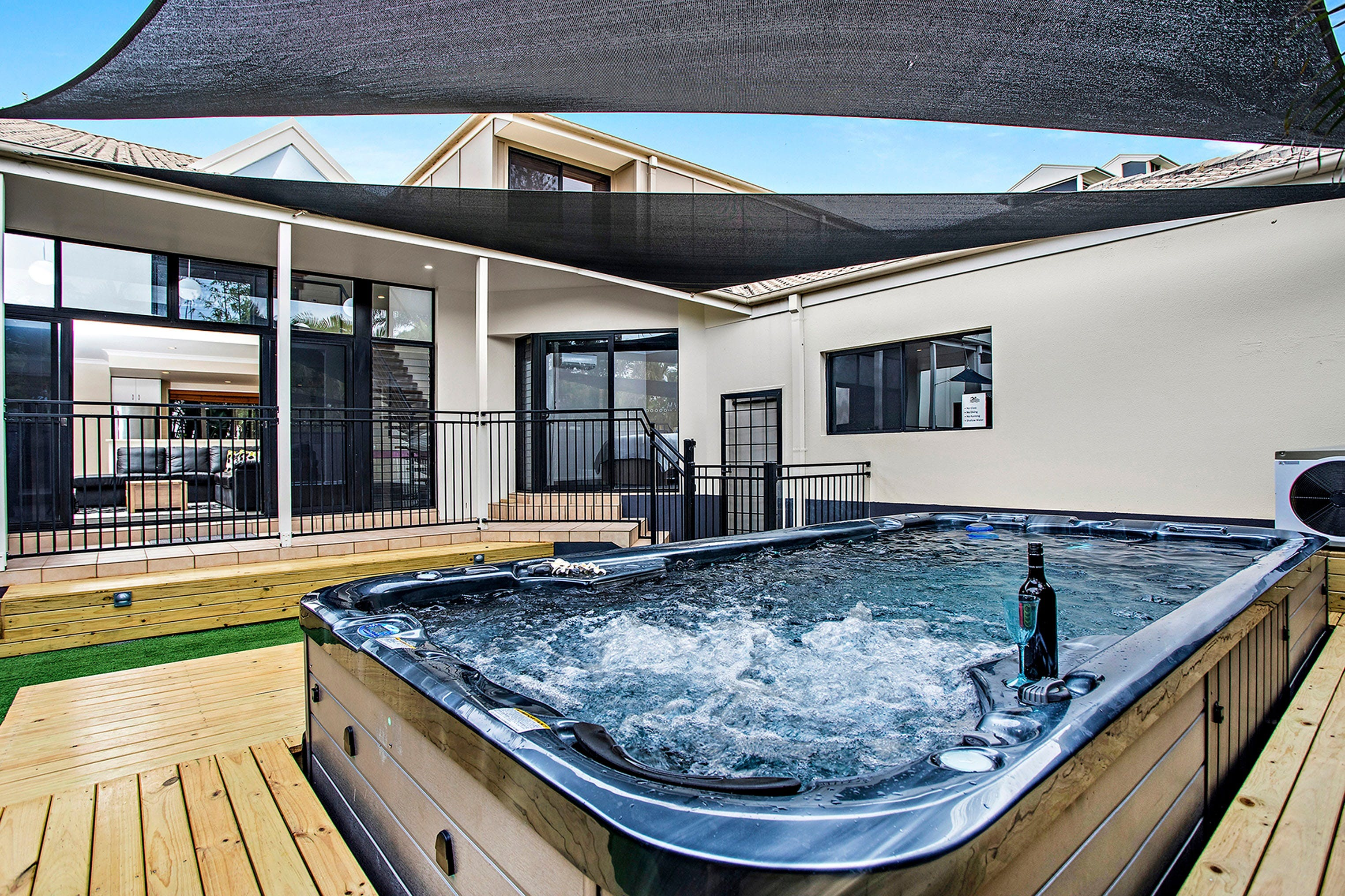 Serenity at Sapphire - Accommodation Perth