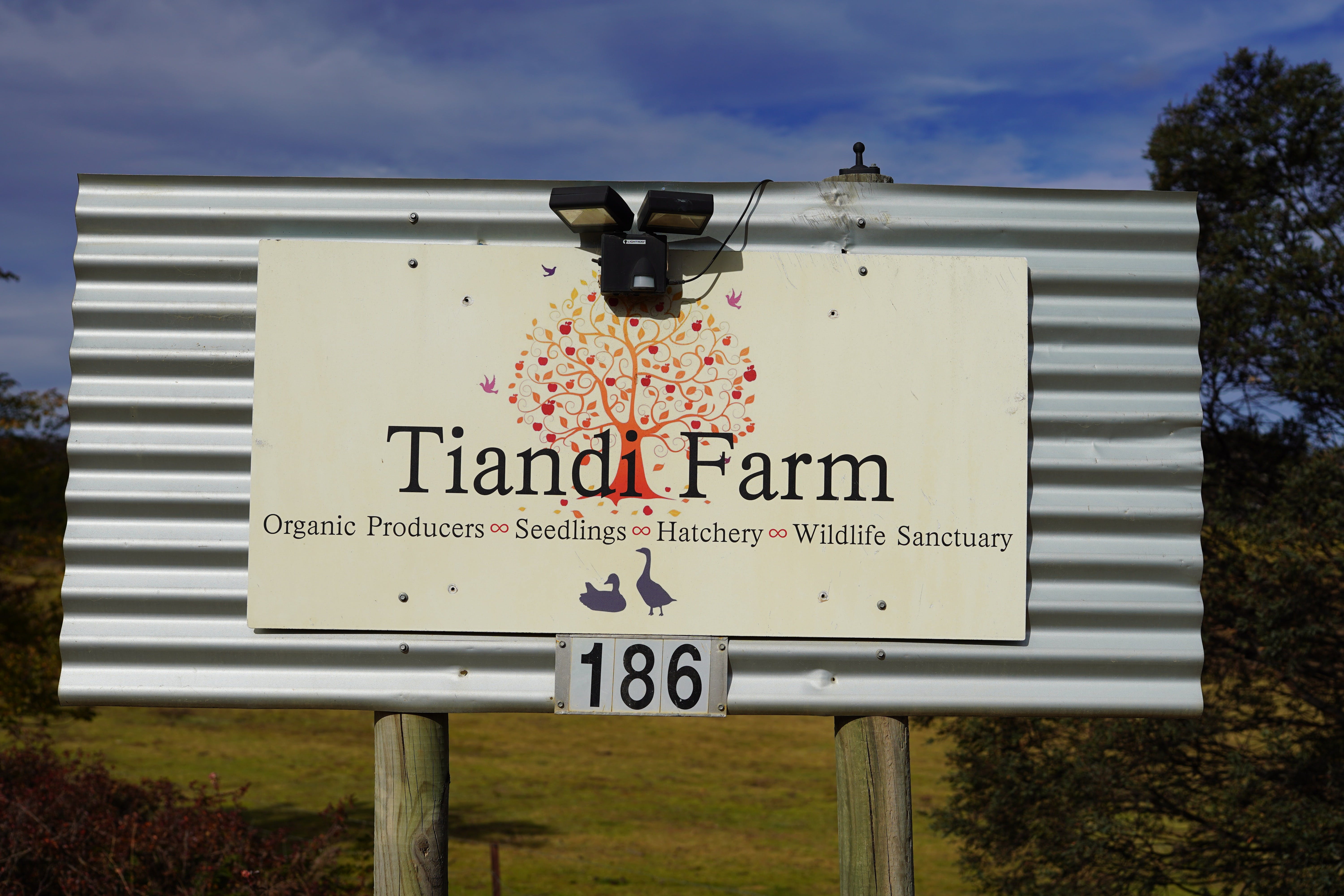 Tiandi Wildlife Sanctuary Farm Stay - Jambalaya Cottage - Accommodation Perth