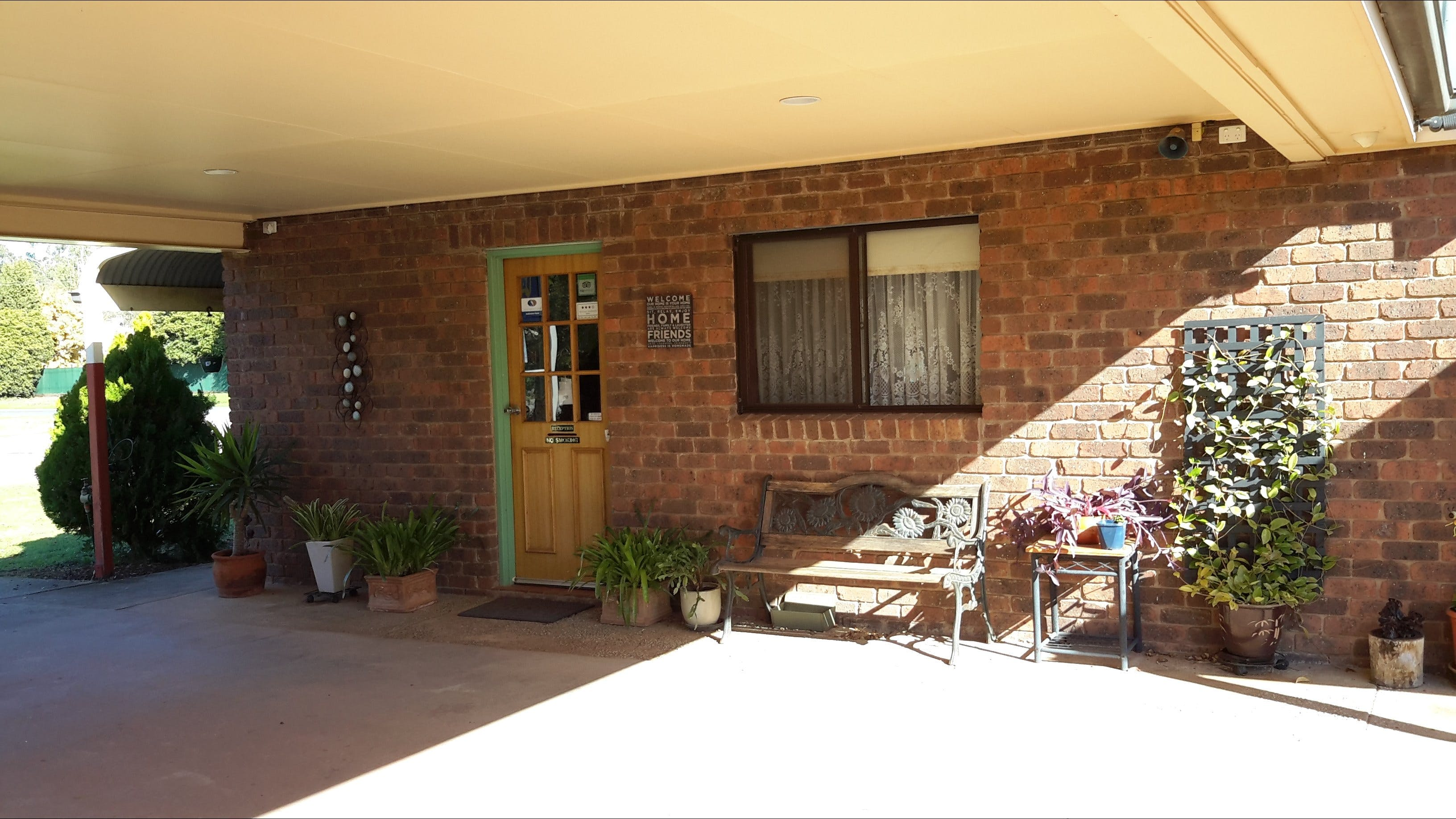 Barham Colonial Motel - Accommodation Perth