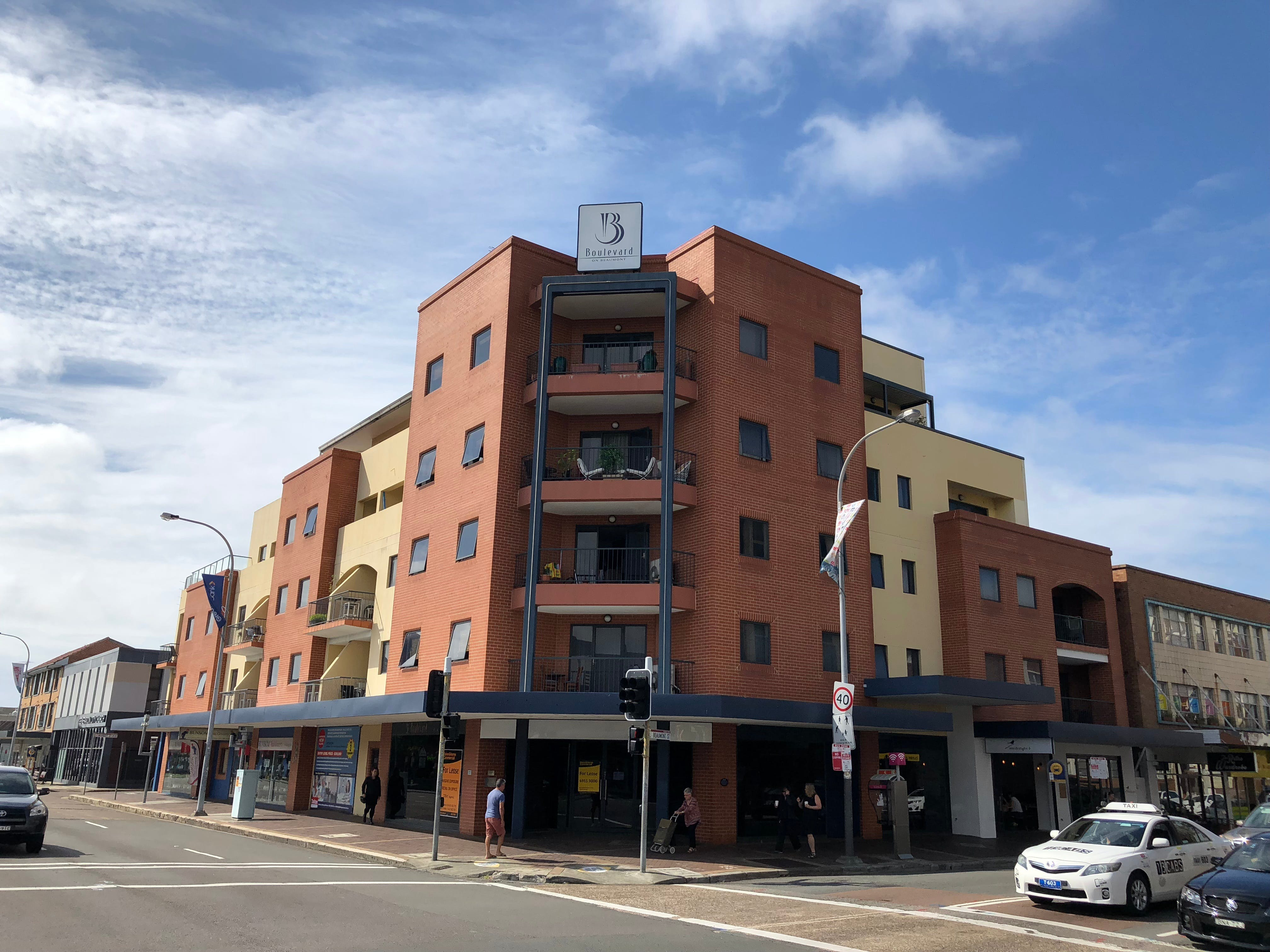 Boulevard on Beaumont apartment hotel - Accommodation Perth