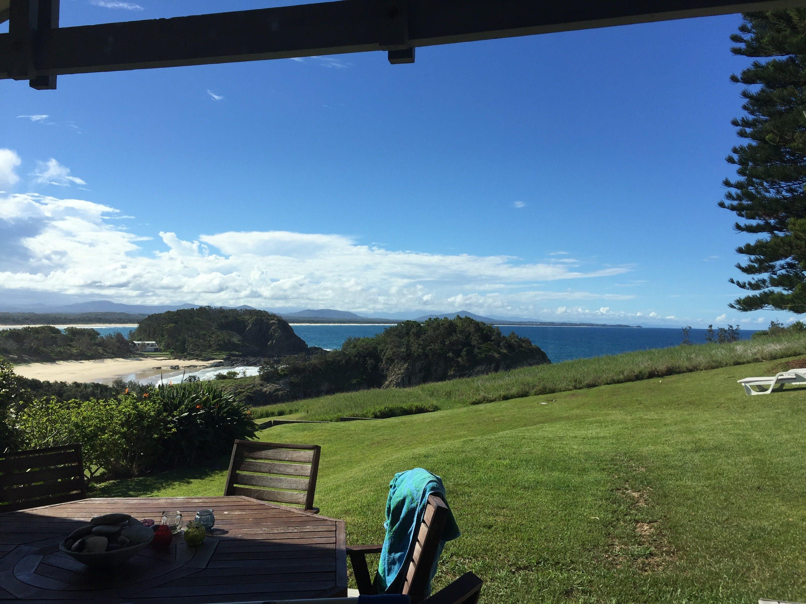 The View in Scotts Head - Accommodation Perth
