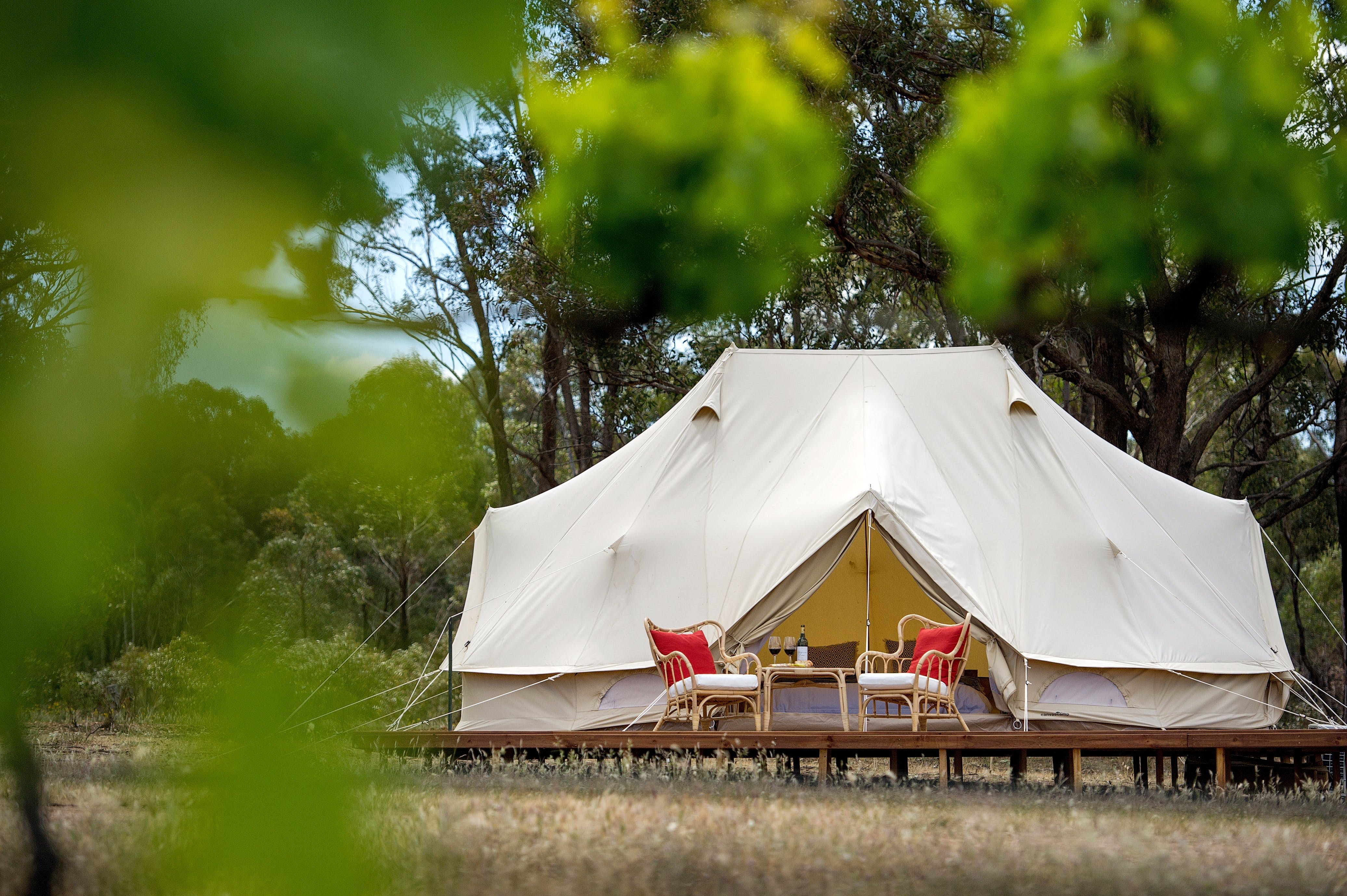Balgownie Estate Winery Glamping  Accommodation - Accommodation Perth
