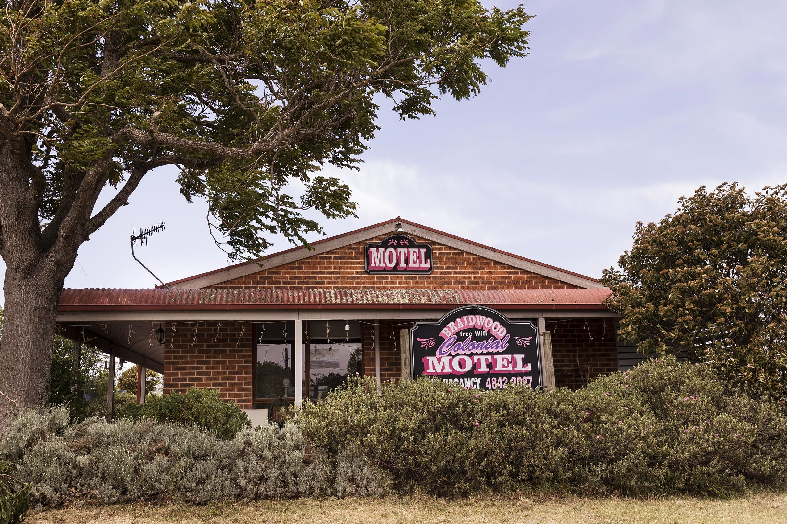 Colonial Motel - Accommodation Perth