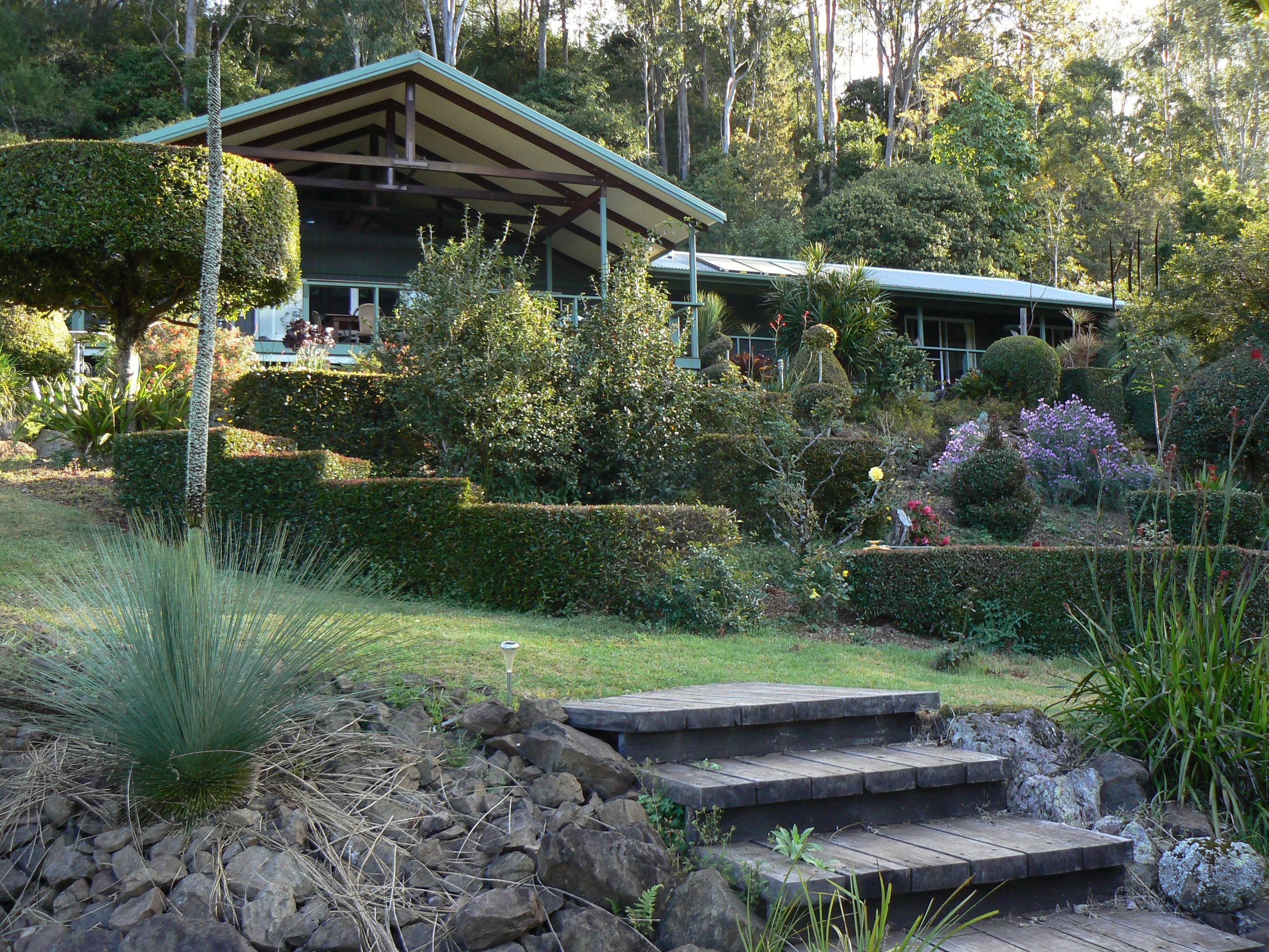 Cougal Park Bed and Breakfast - Accommodation Perth