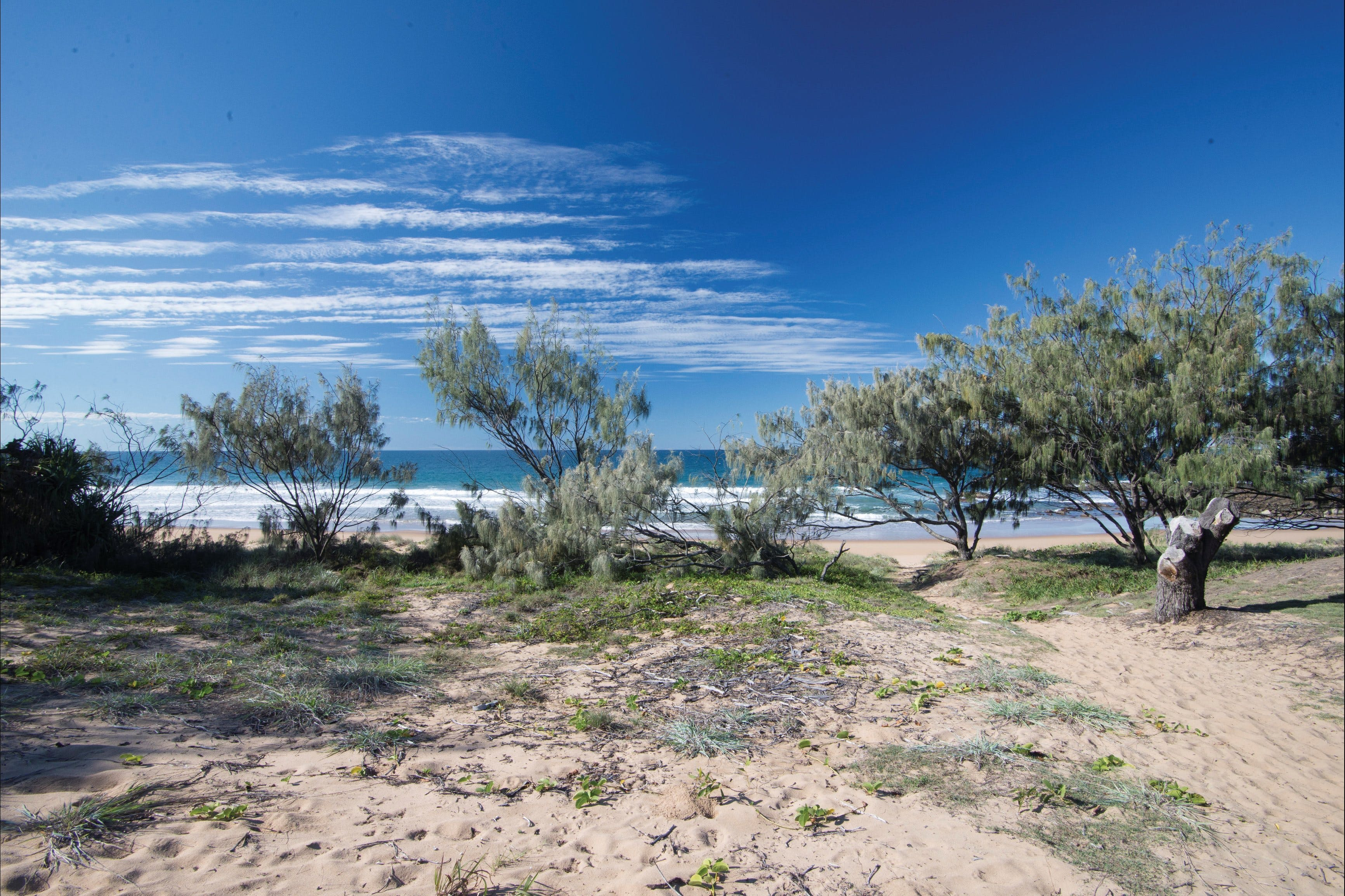 Deepwater National Park camping - Accommodation Perth