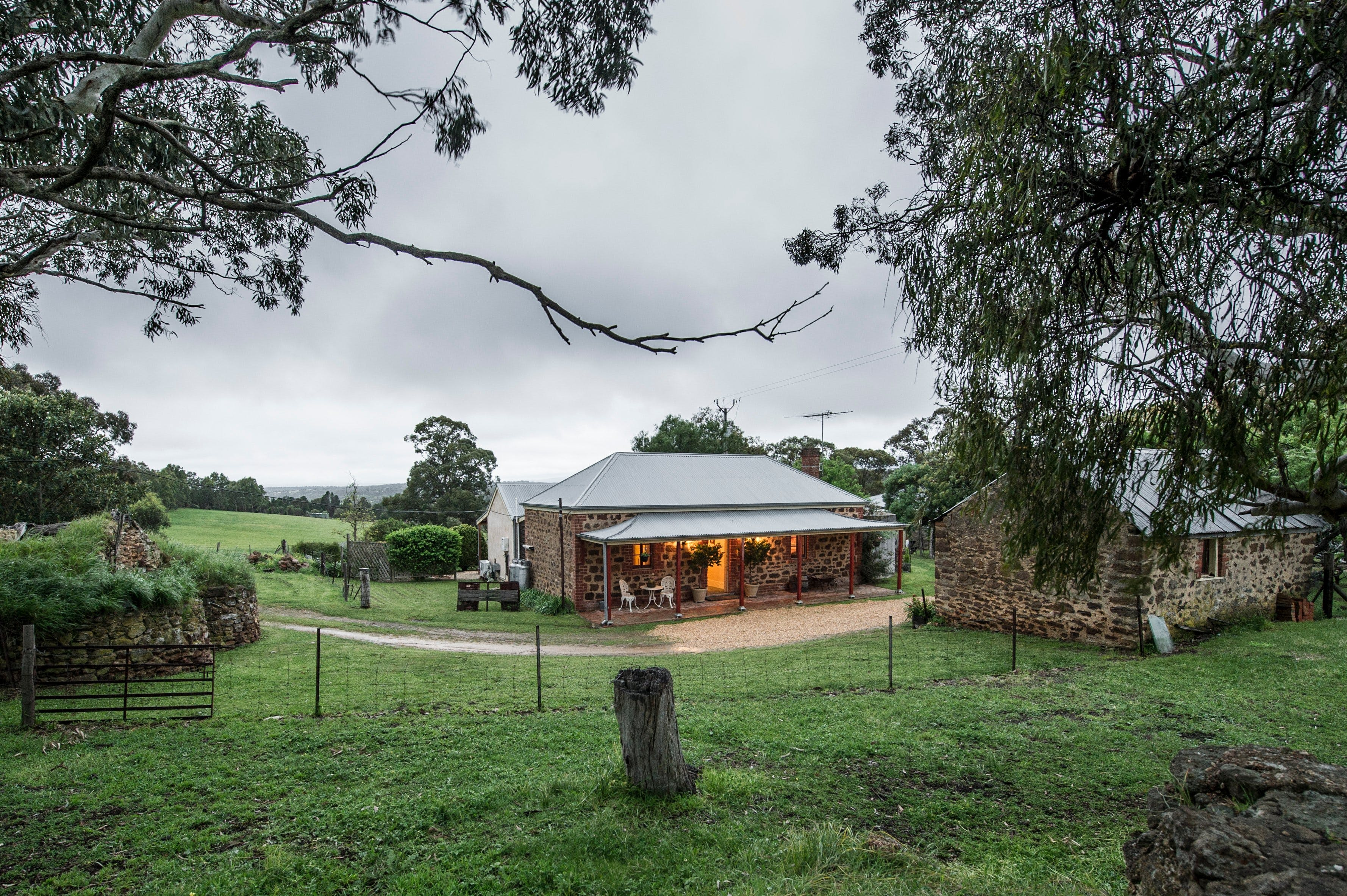 Enerby Farm Cottage - Accommodation Perth