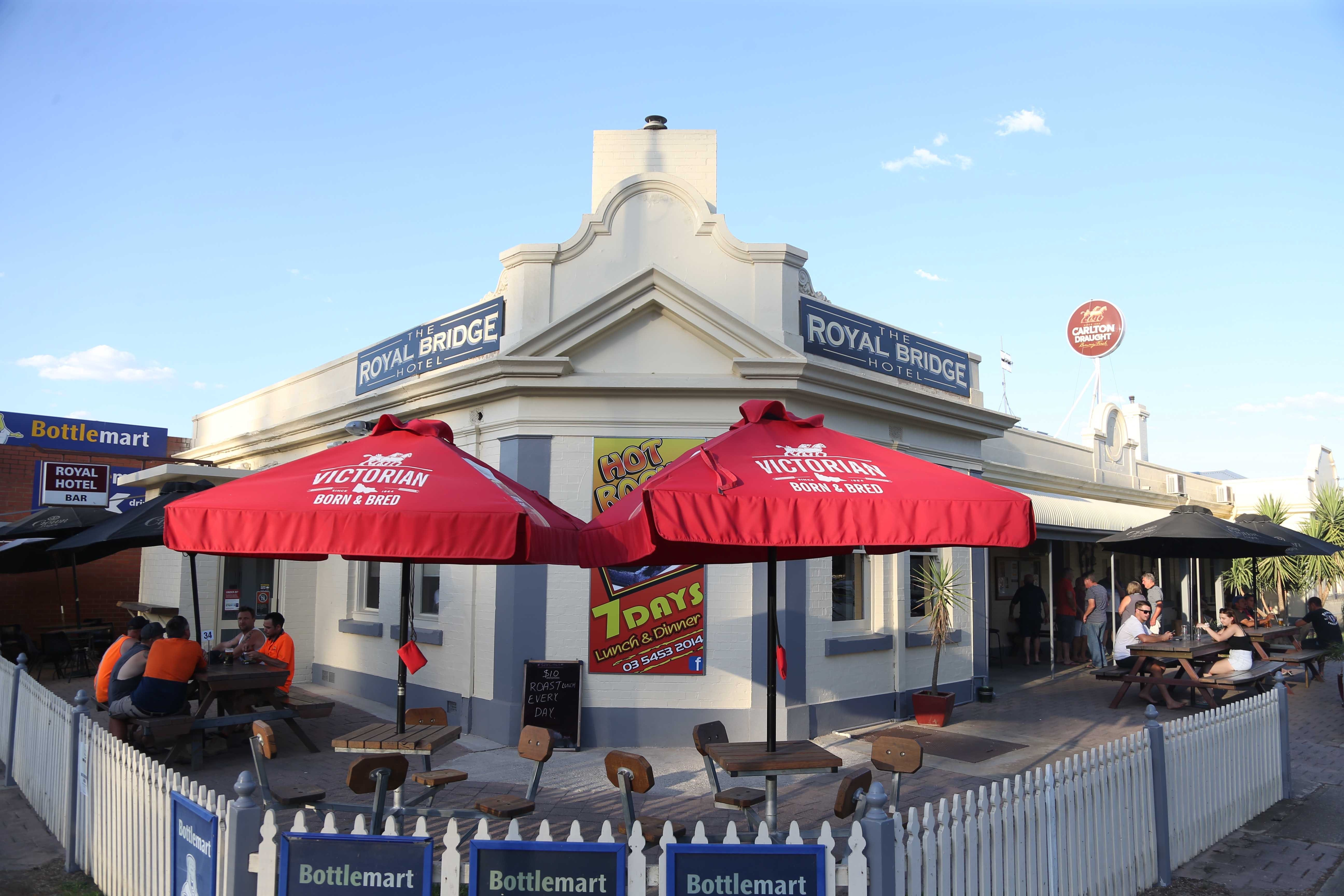 Royal Bridge Hotel Barham - Accommodation Perth