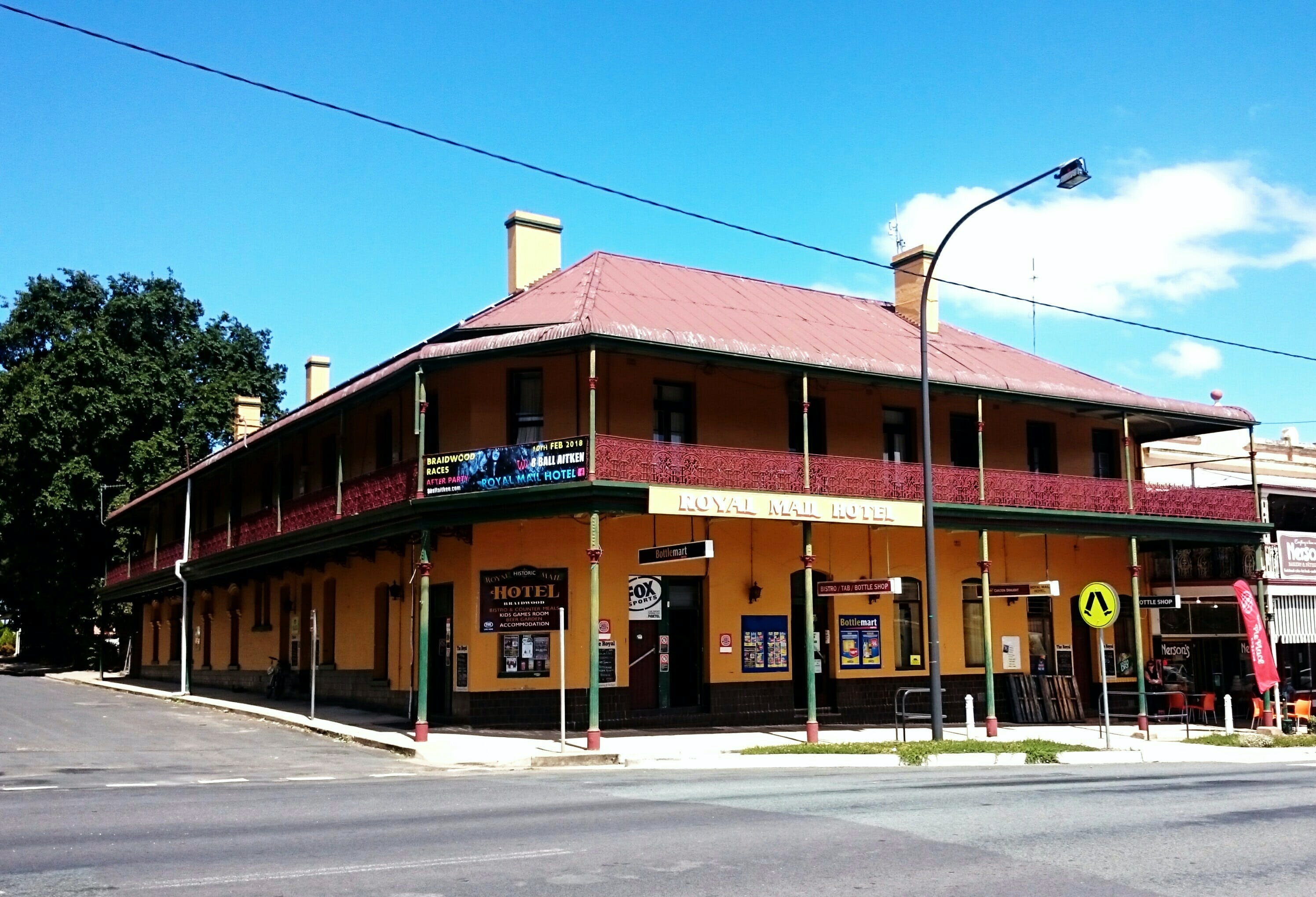 Royal Mail Hotel Braidwood - Accommodation Perth