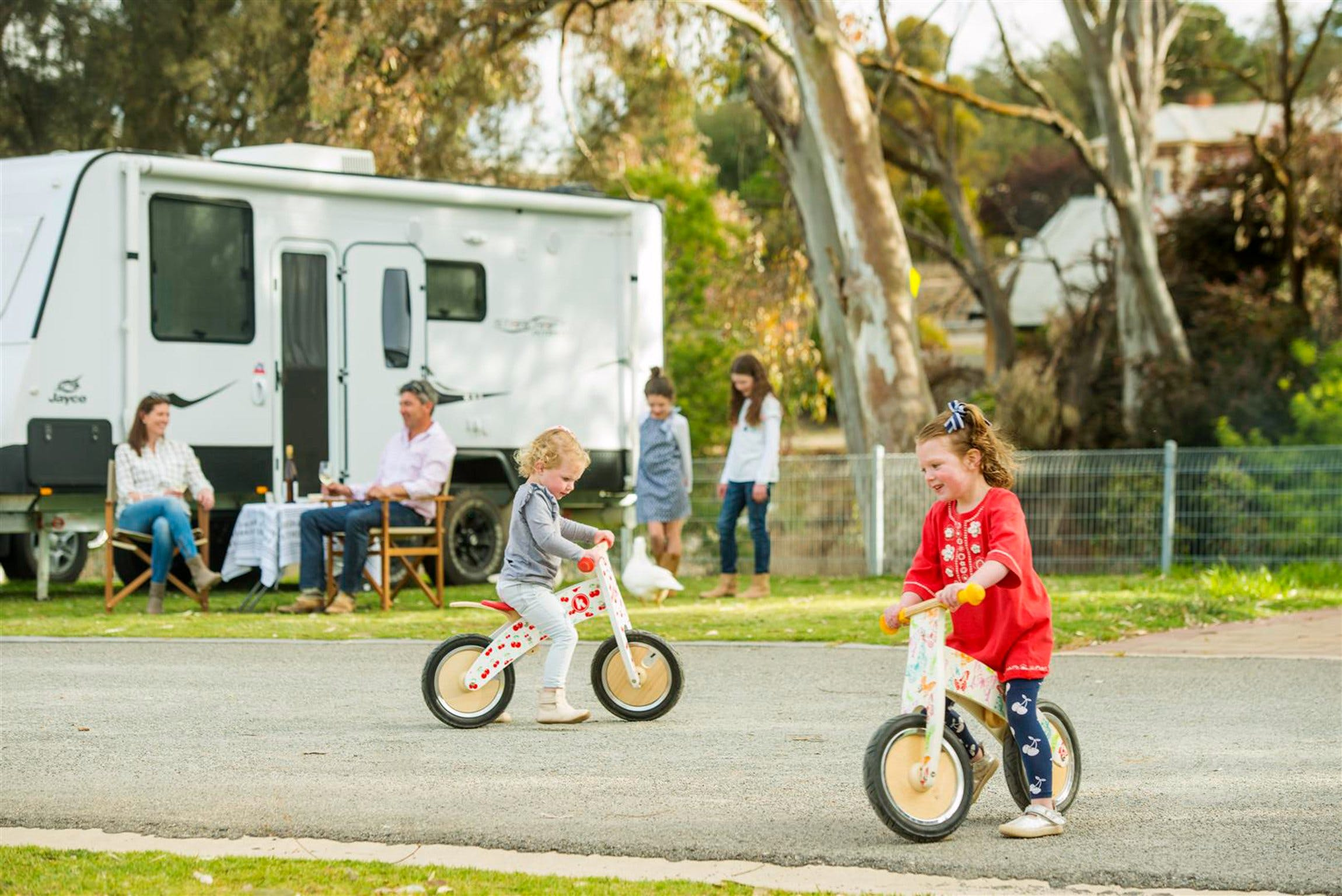 Burra Caravan and Camping Park - Accommodation Perth